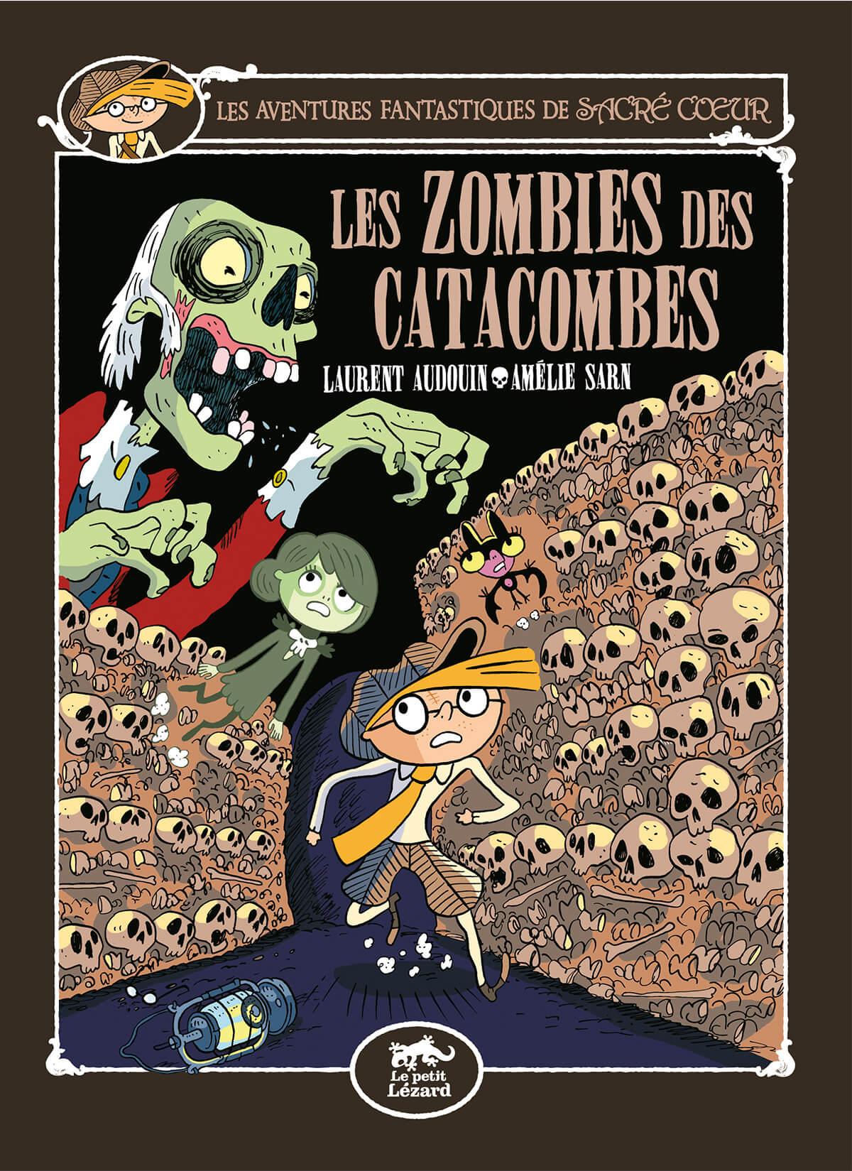 Le Zombies des Catacombes