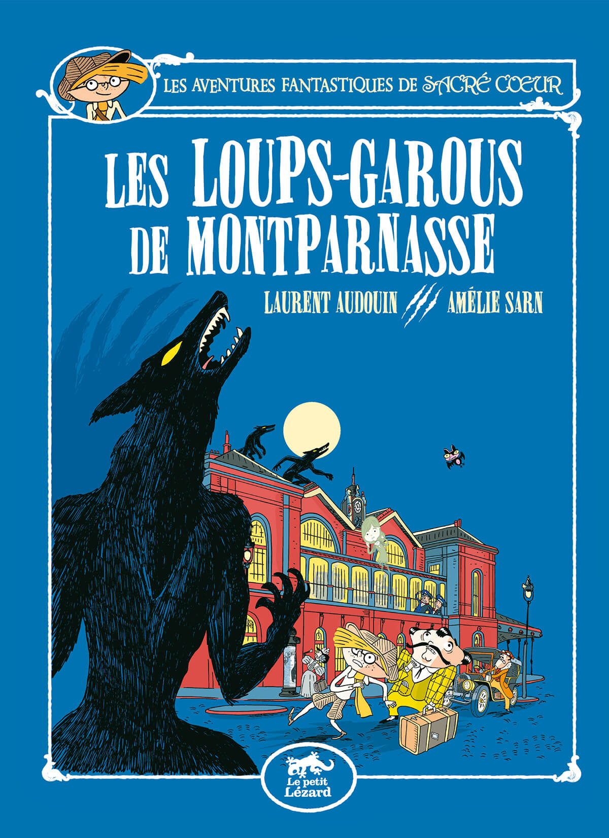 Les loups-garous de Montparnasse