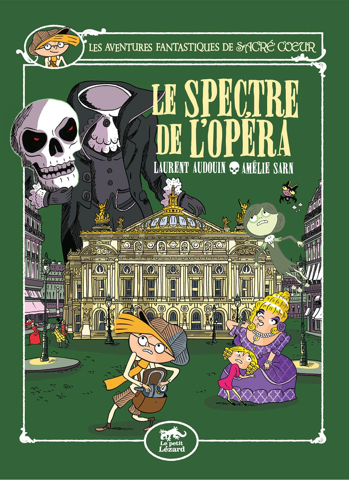Le Spectre de l'Opéra
