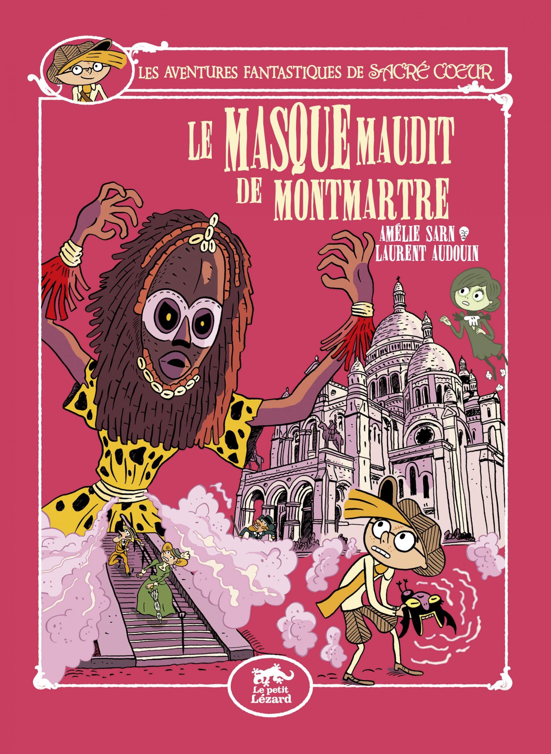 Le Masque Maudit de Montmartre